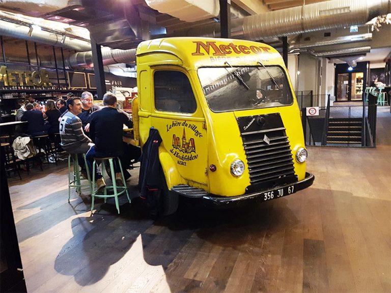 Le restaurant Meteor à Strasbourg vient enfin d'ouvrir ses portes