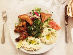 Au cèdre : restaurant libanais à Strasbourg