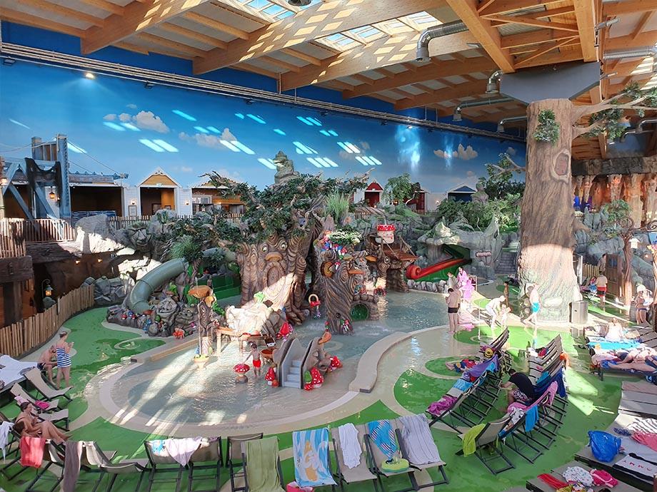 Rulantica : parc aquatique d'Europapark