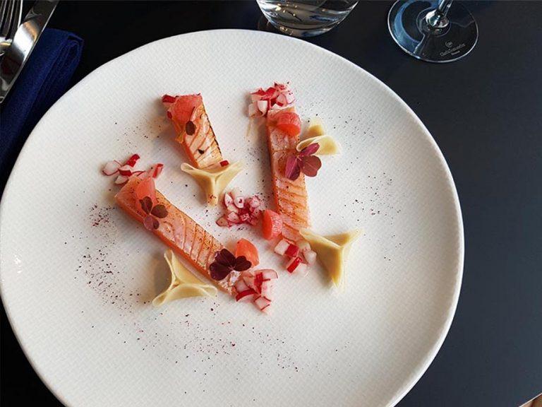 Blue Flamingo : cuisine raffinée sur un bateau restaurant à Strasbourg