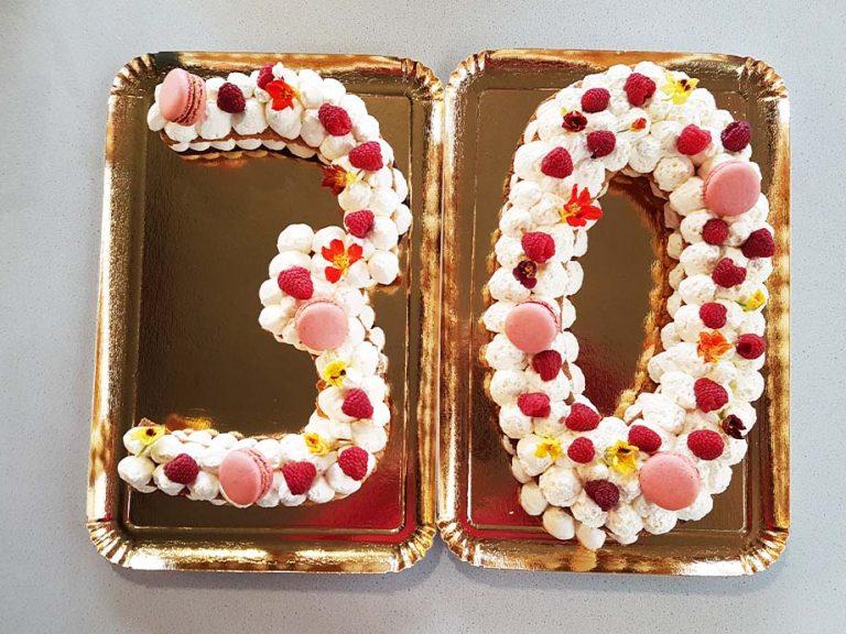 Recette Number cake
