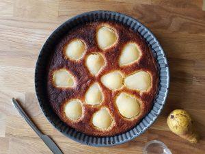 Recette de tarte bourdaloue façon Lenôtre