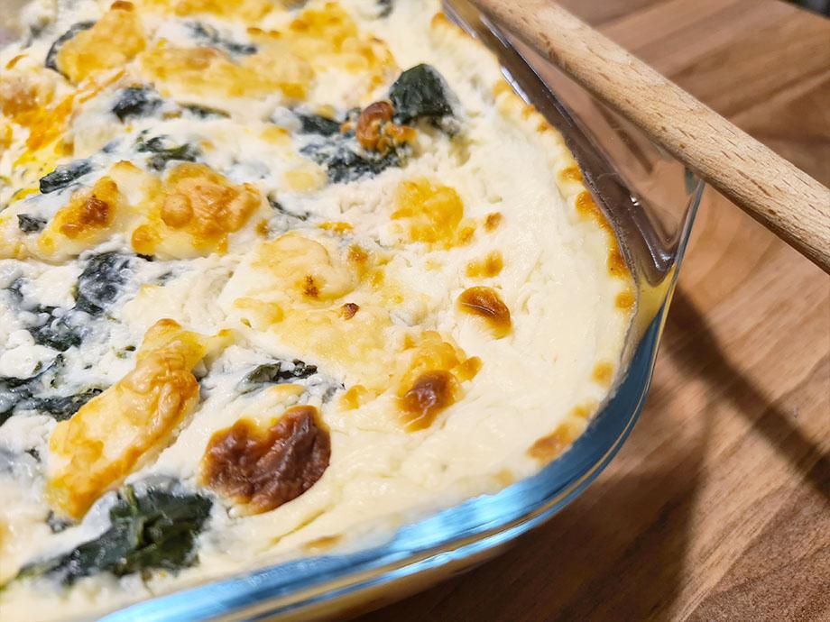 lasagnes-butternut-epinard-chevre-plat