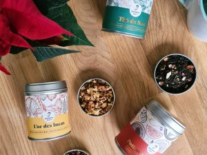 Passeport Tea : thé bio alsacien et solidaire