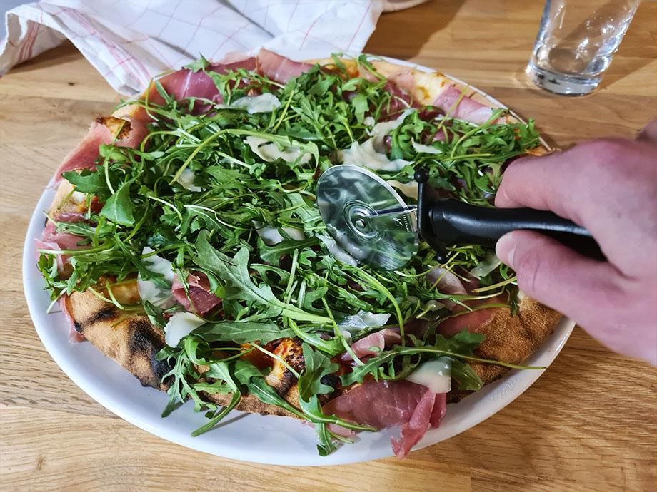 Restaurant italien le Meteoreat à Strasbourg Neudorf