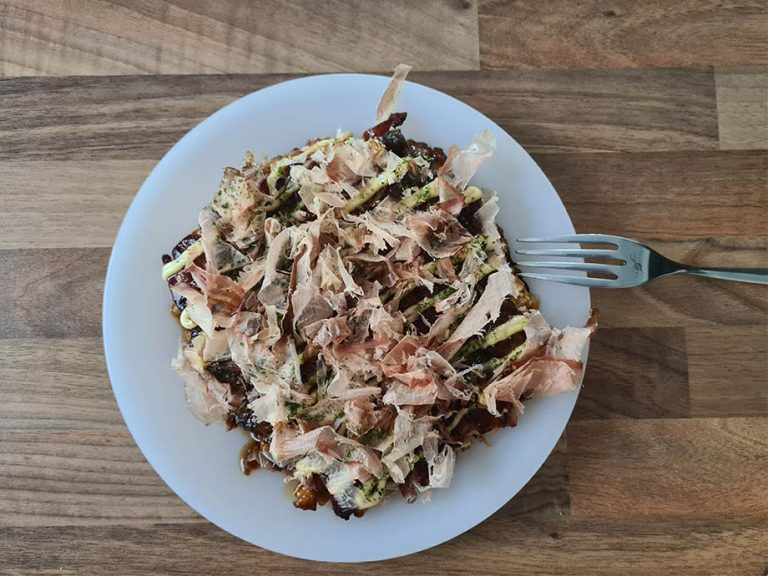Restaurant Yaki House à Strasbourg : okonomiyaki et takoyaki japonais