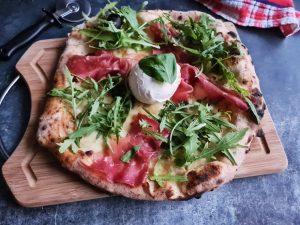 INSIEME à Strasbourg : pizza napolitaine bellissima