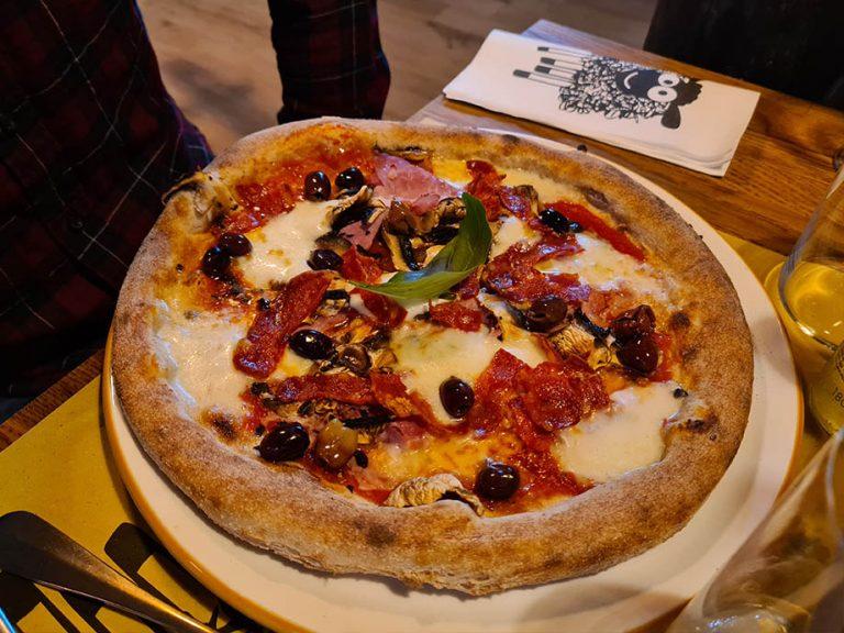 Le meilleur chef du monde ouvre sa pizzeria Pecora Negra à Strasbourg